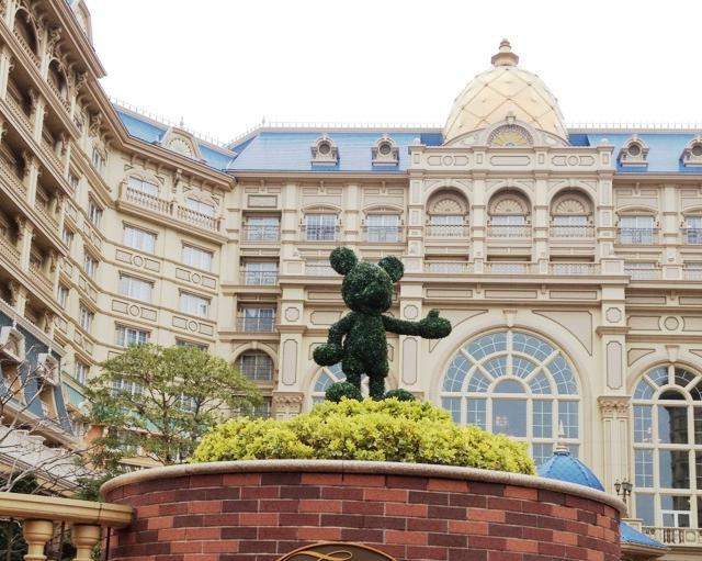 東京ディズニーランドホテルの特徴と口コミ