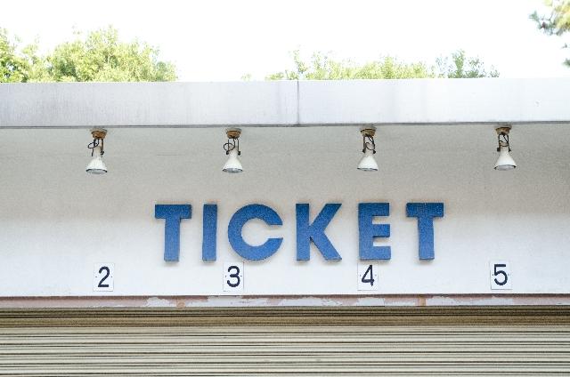 チケットホルダーはパークチケットを守ってくれる必需品